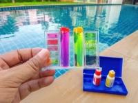 Doziranje hemije u bazenu