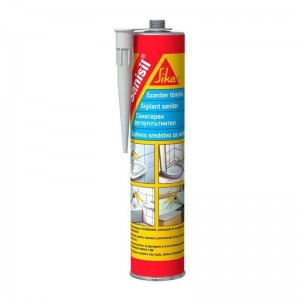 Sika Sanisil - Transparent (600ml)