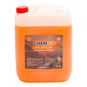 Termofluid Chemco Solar fluid koncentrat (50/50 -40 do180C)