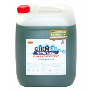 Termofluid Chemco Superkoncentrat (50/50 -41C)